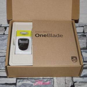OneBlade im Karton