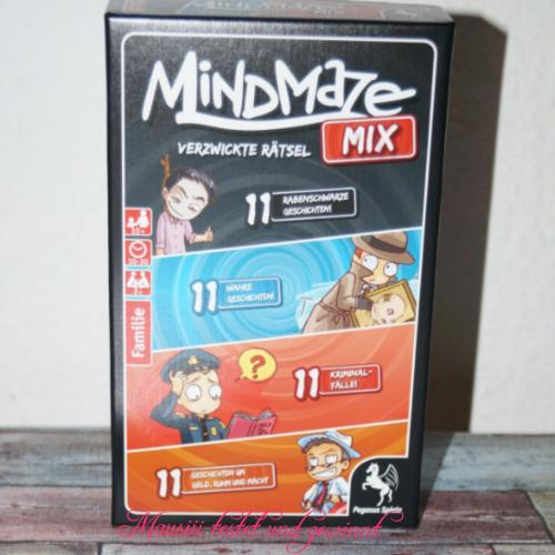 MindMaze Mix