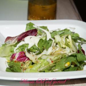 Auf Salat
