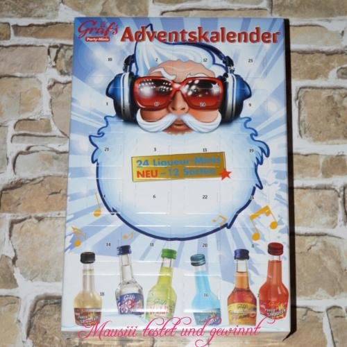 Party-Minis Adventskalender