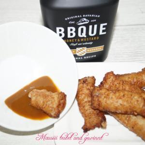 BBQUE Sauce in Schale