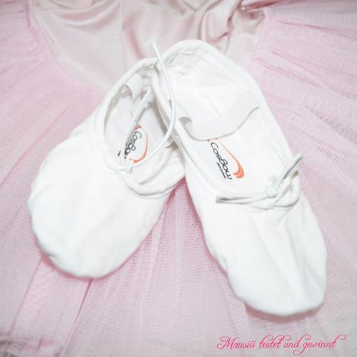 Ballettschläppchen von BallettBekleidung.de