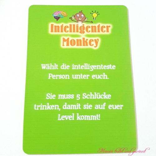 Monkeydrinks Intelligenter Monkey