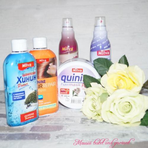 Milva Chinin-Produkte Test