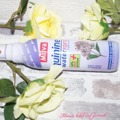 Haarwasser Forte Milva
