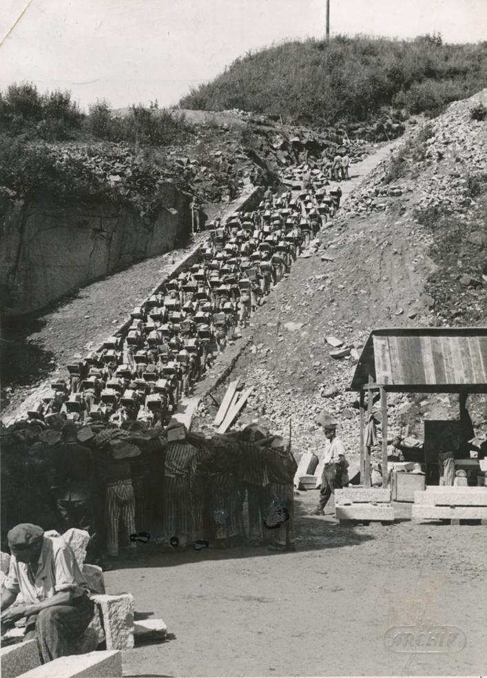 Camp De Concentration De Mauthausen : concentration, mauthausen, Mauthausen, Concentration, 1938–1945, History, KZ-Gedenkstätte