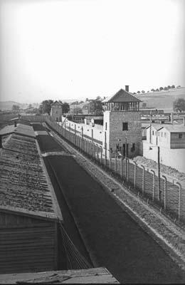Camp De Concentration De Mauthausen : concentration, mauthausen, Watch, Towers, Gusen, Memorial