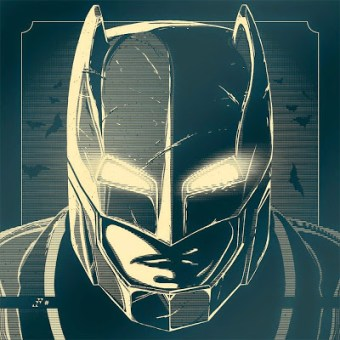Batman - Do You Bleed by Rob Loukotka