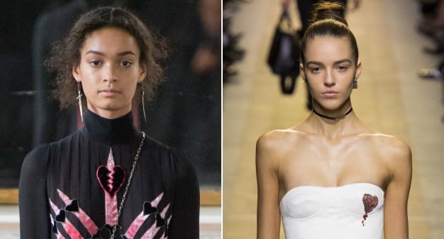 Valentino, Dior, www.mauvert.com