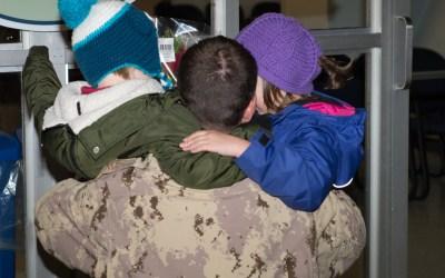 Last Aurora Home From Iraq