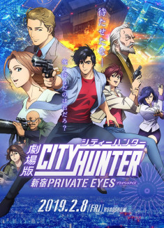 City Hunter Private Eyes Vostfr : hunter, private, vostfr, Hunter, Shinjuku, Private, VOSTFR, Streaming, Mavanimes