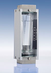 Brooks Instrument HighFlow Glass Tube Variable Area Meter