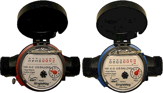 SingleMag   THE METER AND VALVE COMPANY