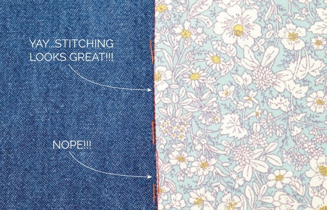 MAVEN PATTERNS STITCH IN THE DITCH TUTORIAL