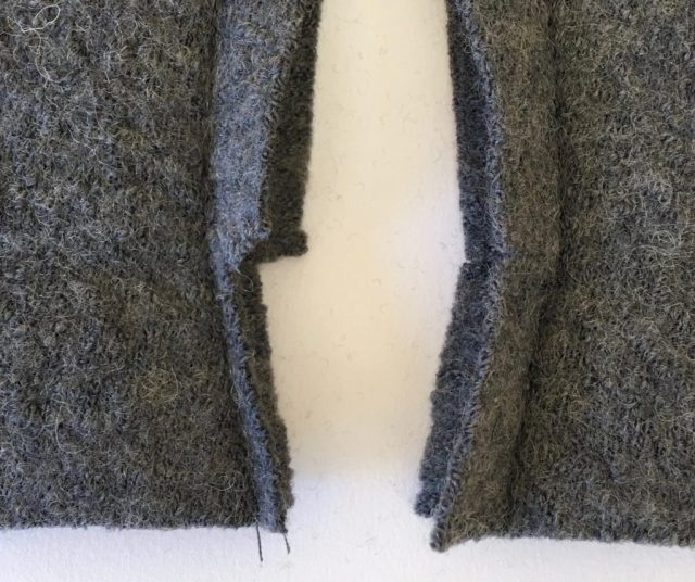 MAVEN PATTERNS_FRENCH DART SHIFT_BOILED WOOL