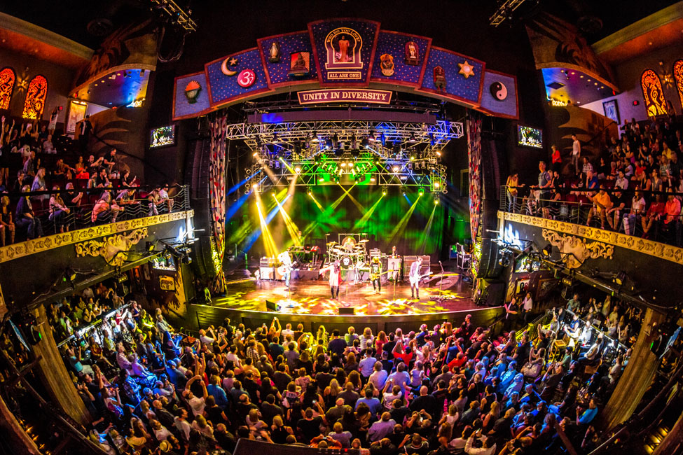 Live Nation Special Events  House of Blues Las Vegas