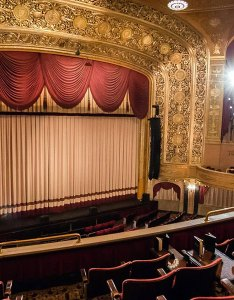 premium seating experience warner theatre also rh warnertheatredc