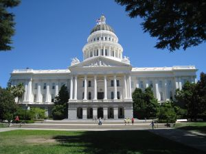 State Capitol - Front #1