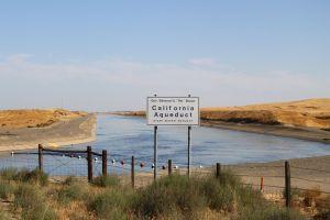 Gov. Pat Brown California Aqueduct #1 50pct