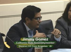 Gomez discussion