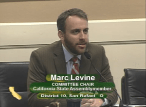 Chair Levine