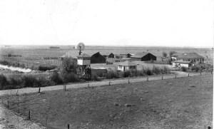 Central Valley farm