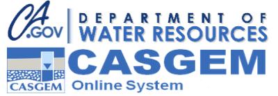 CASGEM online system
