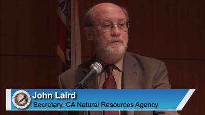 Secretary John Laird