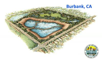 Burbank wetlands