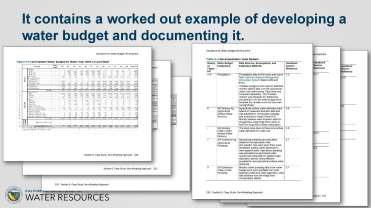 Developing a water budget PPT_Page_38