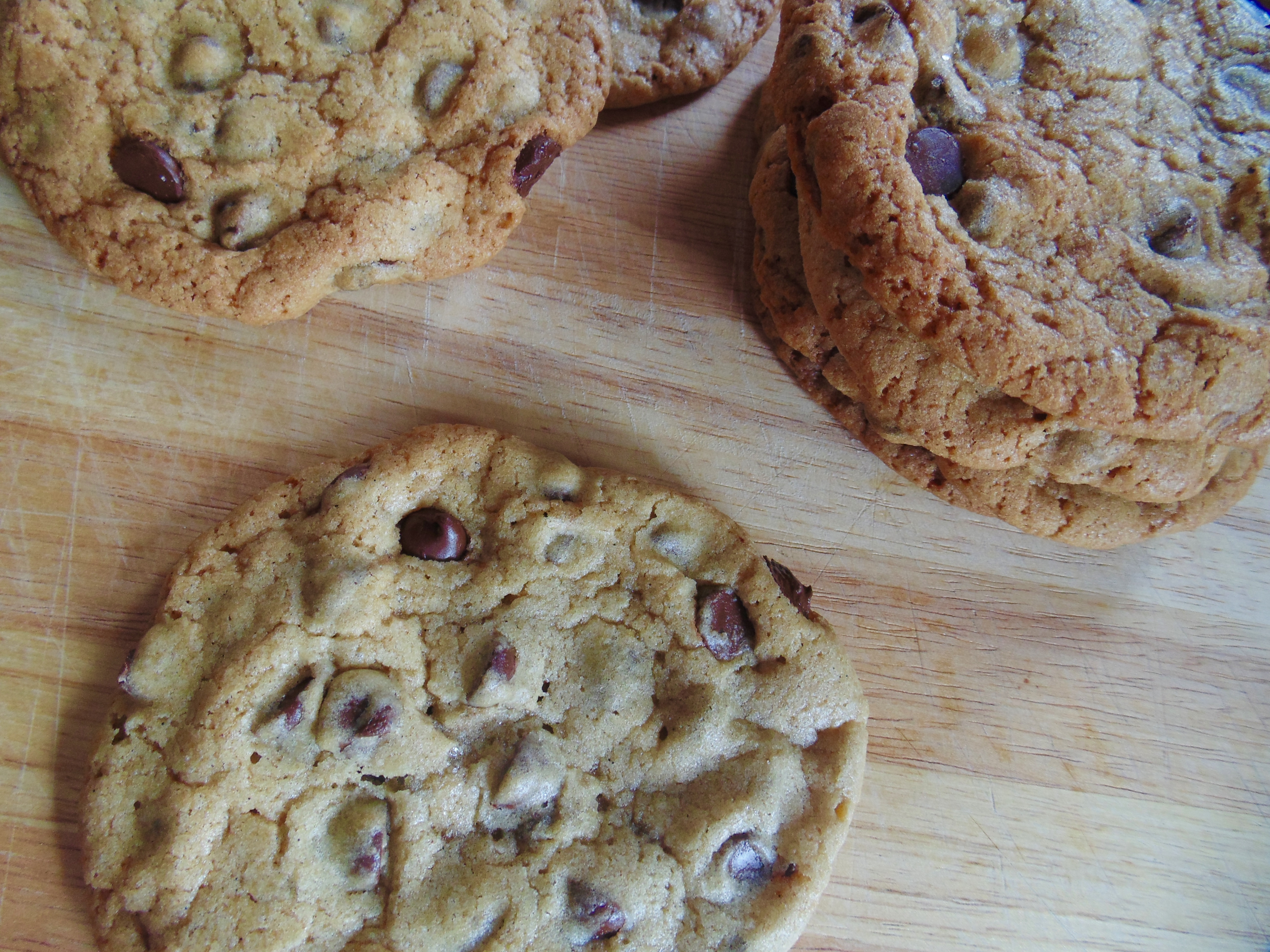 Soft Chewy Chocolate Chip Cookies - Maverick Baking