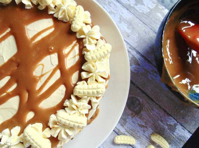 Banoffee Cheesecake