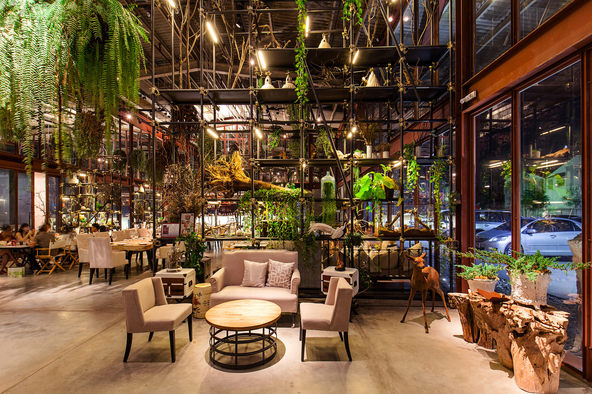 chair design bangkok diy hypothesis vivarium restaurant in  maverick cult