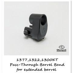 Crosman 1377, 1322 Pass-Through Barrel Band