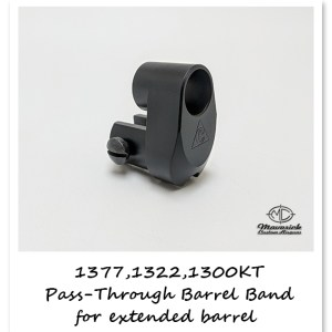 Crosman 1377, 1322 Pass-Through Barrel Band