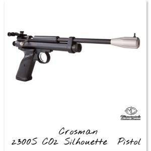 Crosman 2300S Silhouette Pistol