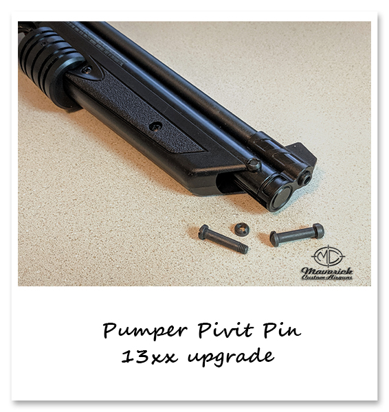 New Crosman end cap 1322 1377 pistols.