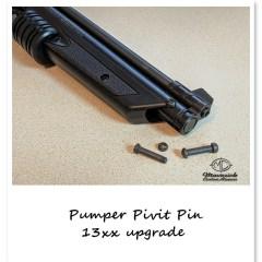 Crosman 1377, 1322, 1300KT series Pumper Pivot Pin Set