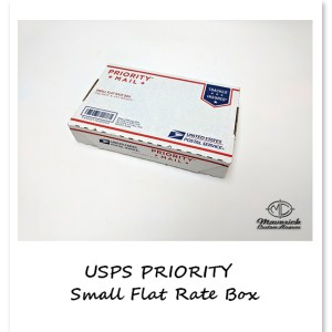 USPS PRIORITY  Small Flat Rate Box