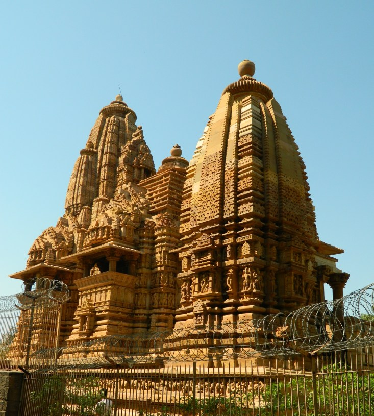 Lakshmana Temple, Western Group of Monuments