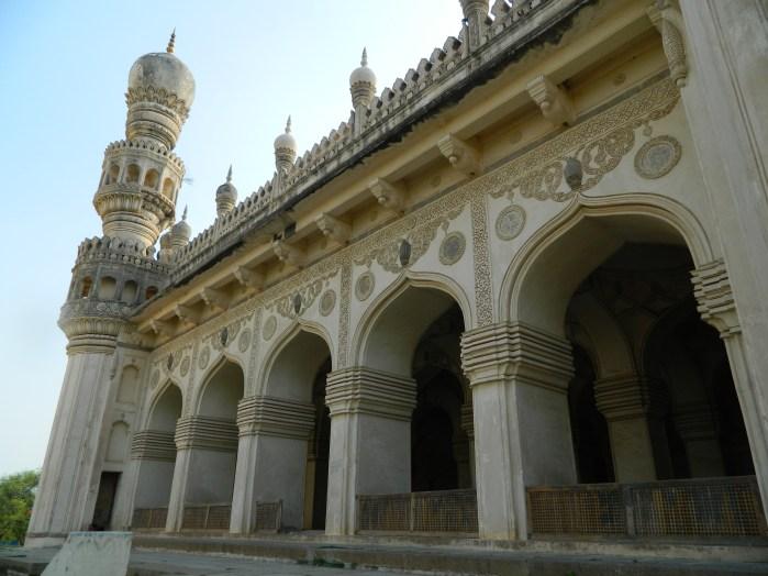 Mosque at Qutub Shahi Tombs