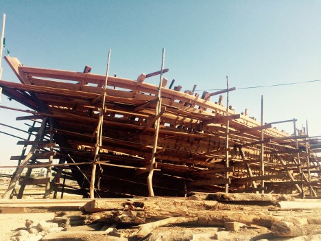 Ship-building Yard, Mandvi