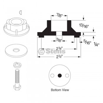 Blade Adapter Assembly