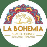 Logo La Bohemia Nouvel An 20221