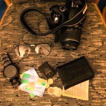 essentials of a tourist
