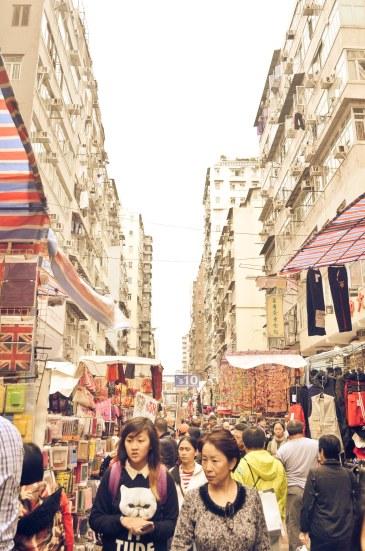 Ladies Market, Mongkok