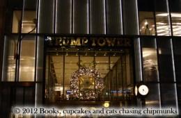 Trump Tower sur la Cinquième Avenue