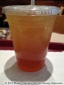 Cold Yuzu Honey Tea