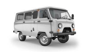 УАЗ-450 «буханке» исполняется 60 лет: юбилейная спецверсия