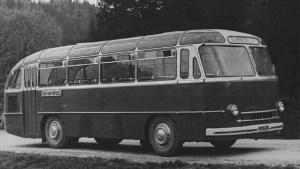 Как закалялся автобус ЛАЗ-695 «Львов»
